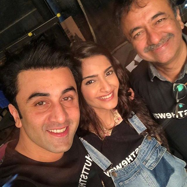 It's A Wrap For Ranbir Kapoor's Dutt Biopic!