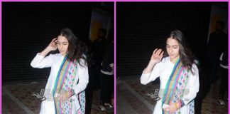 Sara Ali Khan looks gorgeous during a casual dinner outing