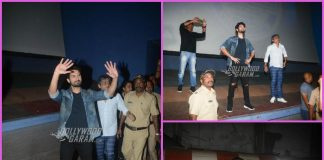 Shahid Kapoor visits theatre screening Padmaavat