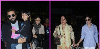 Shilpa Shetty and family return from Dubai vacation