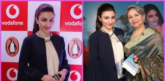Soha Ali Khan launches her book The Perils of Being Moderately Famous in Delhi