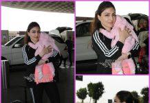 Soha Ali Khan on a travel schedule with Inaaya Naumi Kemmu