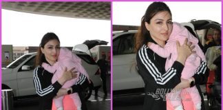 Soha Ali Khan on a travel schedule with Inaaya Naumi Kemmu