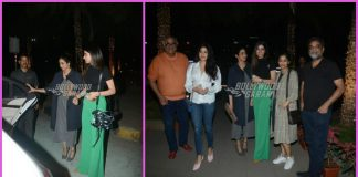 Sridevi  and family bond over dinner with R Balki and Gauri Shinde