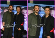 Karan Johar and Rohit Shetty host press event for India's Next Superstar show