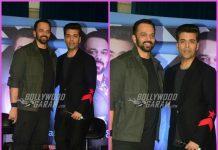 Karan Johar and Rohit Shetty host press event for India's Next Superstar show