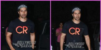 Varun Dhawan busy with post-production work of October