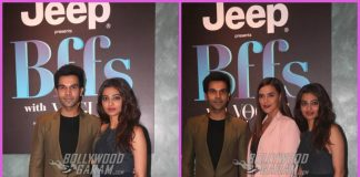 Radhika Apte and Rajkummar Rao at Vogue BFFs show with Neha Dhupia