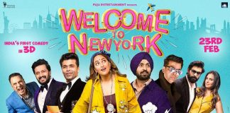Sonakshi Sinha unveils first poster of Welcome To New York