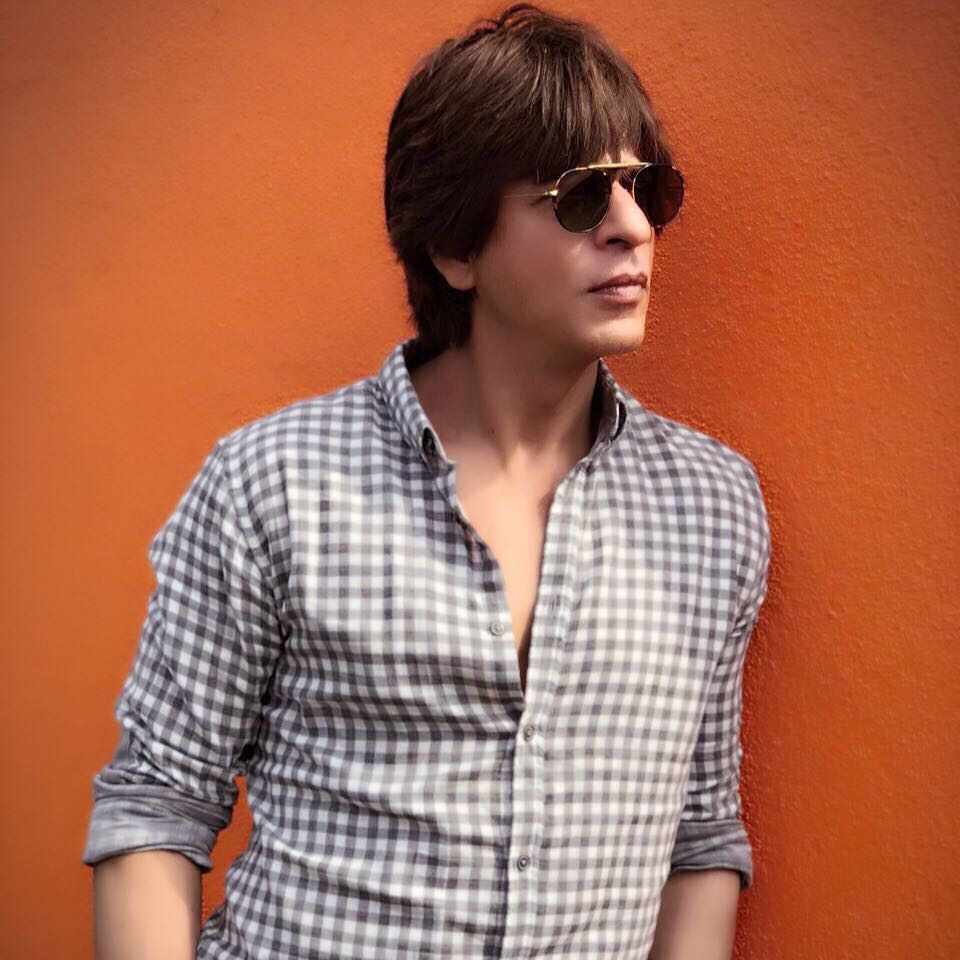 Shah Rukh Khan unveils first look, title of next film