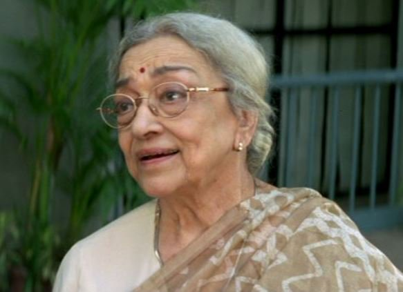 Veteran Indian actress Avav Mukherjee dies at 88