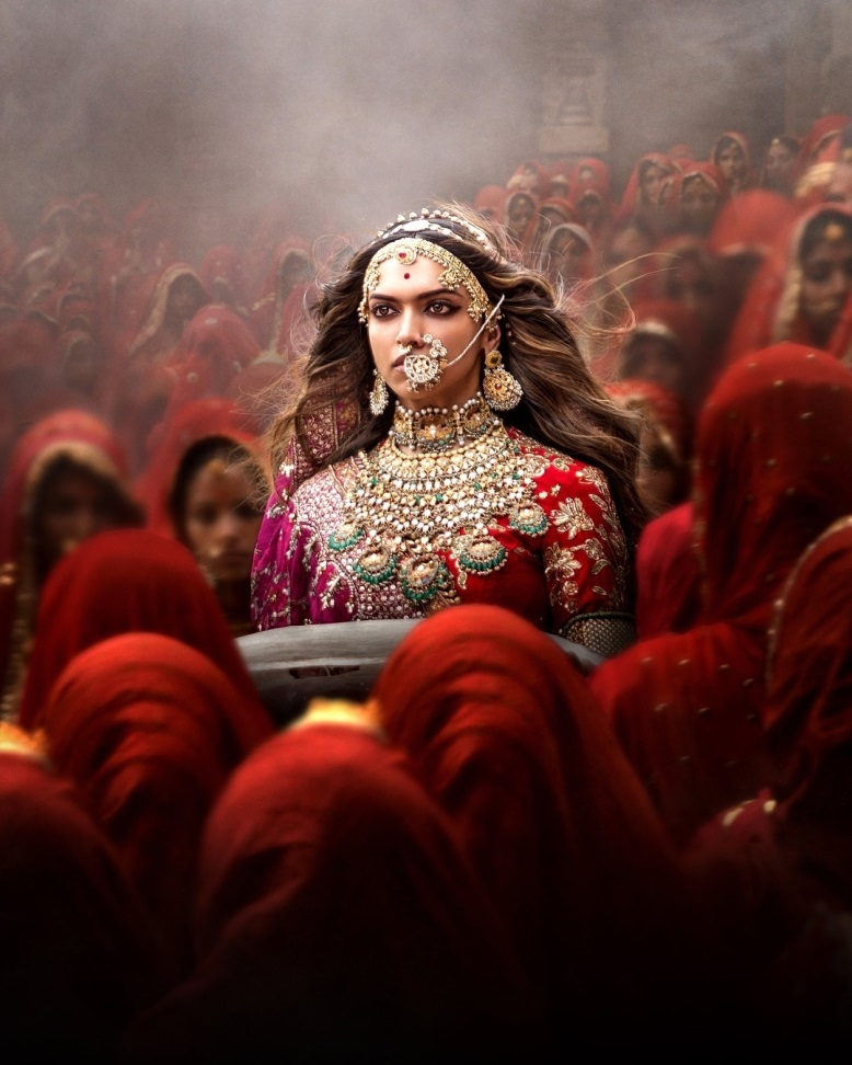 Now: Padmavati becomes Padmaavat..