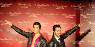 Varun Dhawan wax statue unveiled at Hong Kong Madame Tussauds