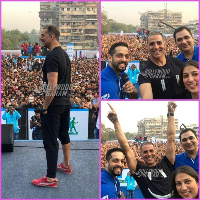 AKshay Marathon