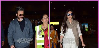 Anil Kapoor and Sonam Kapoor return to Mumbai post death of Sridevi