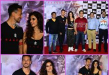 Tiger Shroff and Disha Patani made a gorgeous presence at Baaghi 2 trailer launch