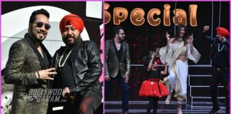 Daler Mehndi and Mika Singh have fun on sets of Super Dancer Chapter 2