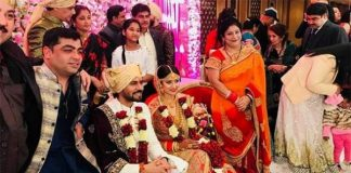 Gaurav Chopra surprises fans, gets married in a hush-hush ceremony