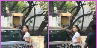 Katrina Kaif smiles and waves for cameras post workout