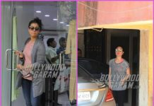 Kajol goes shopping while Kareena Kapoor goes gymming