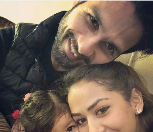 Shahid Kapoor refuses offer to cast Misha Kapoor for kid's brand ad