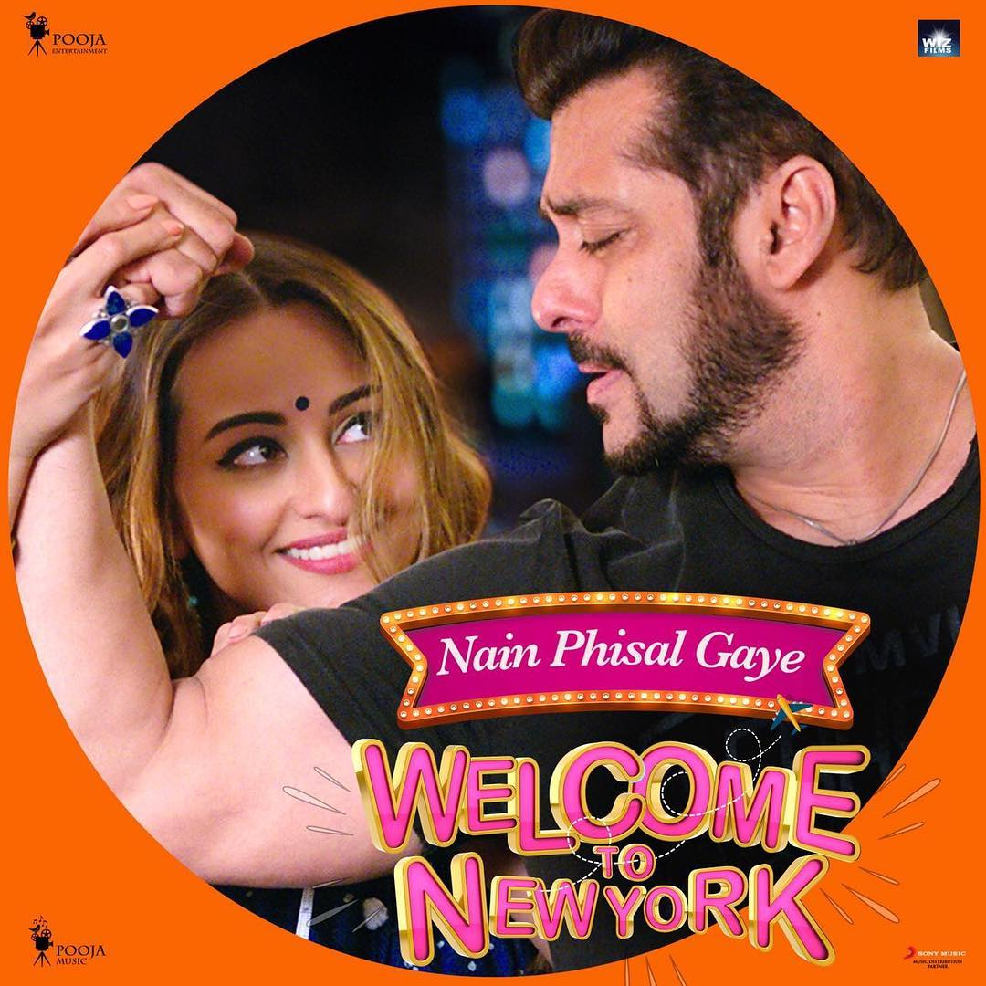 Salman Khan, Sonakshi Sinha reunite in their next Welcome To New York