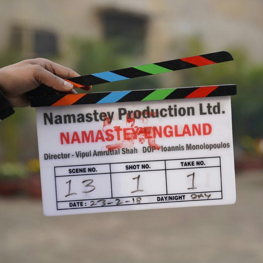 Parineeti Chopra And Arjun Kapoor Starrer Namastey England