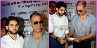 Akshay Kumar inaugurates sanitary pad vending machine