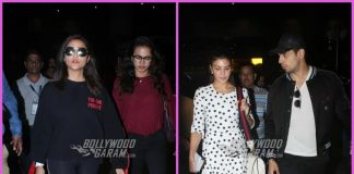 Sidharth Malhotra, Parineeti Chopra and Jacqueline Fernandez make a trendy appearance at airport