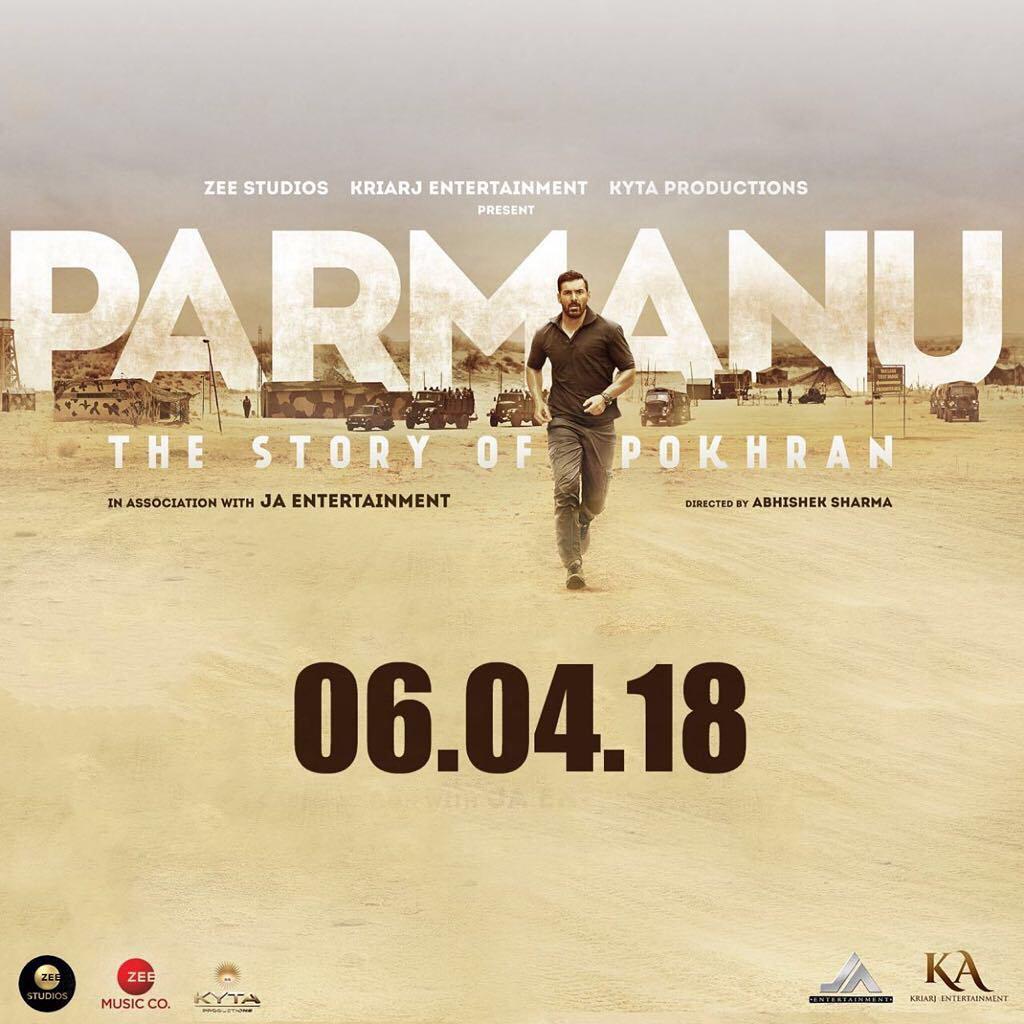 John Abraham Announces Parmanu Release Date
