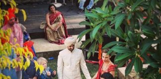 Purab Kohli gets married to British girlfriend Lucy Paton