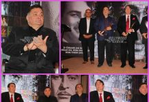 Rishi Kapoor, Randhir Kapoor and Rajiv Kapoor come together to honor father Raj Kapoor