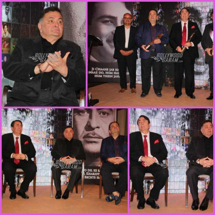 Raj Kapoor event