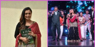 Rani Mukherji dances her heart out while promoting Hichki on Dance India Dance