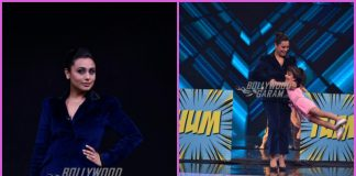 Rani Mukerji promotes Hichki on sets of Super Dancer Chapter 2