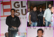 Salman Khan looks dapper at an event