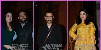 Aamir Khan and Kiran Rao host success bash for team Secret Superstar