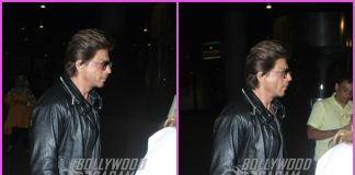 Shah Rukh Khan makes a cool return from Delhi