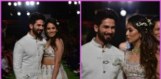 Lakme Fashion Week 2018 Photos – Shahid Kapoor and Mira Rajput win hearts with their sizzling chemistry as showstoppers
