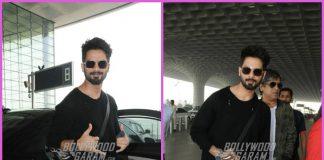 Shahid Kapoor leaves for Uttarakhand to begin work on Batti Gul Meter Chalu