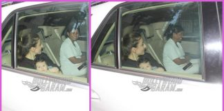Soha Ali Khan takes daughter Inaaya Naumi Kemmu on a drive