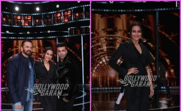 Sonakshi Sinha promotes Welcome To New York on sets of India's Next Superstars