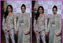 Lakme Fashion Week 2018 – Sridevi and daughter Janhvi Kapoor stun at the grand finale