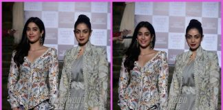Lakme Fashion Week 2018 – Sridevi and daughter Janhvi Kapoor stun at the grand finale