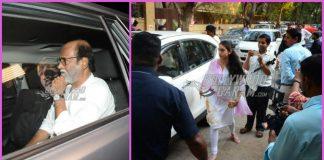 Sara Ali Khan, Deepika Padukone, Ranveer Singh and others visit Anil Kapoor's residence