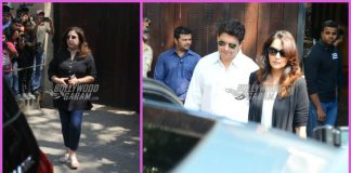 Sridevi demise – B'towners flock at Anil Kapoor's residence