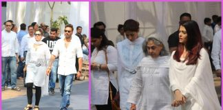 RIP Sridevi – B'towners flock to pay their past respects – Photos