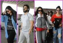 Airport diaries – Boney Kapoor, Sridevi, Rhea Kapoor and others make a stylish appearance