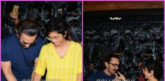 Aamir Khan has small birthday celebration with media