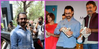 Aamir Khan launches Manjeet Hirani's book How To Be A Human